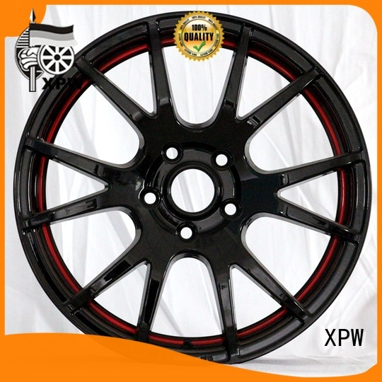 long lasting 15x8 4x100 steel wheels power coating manufacturing for vehicle