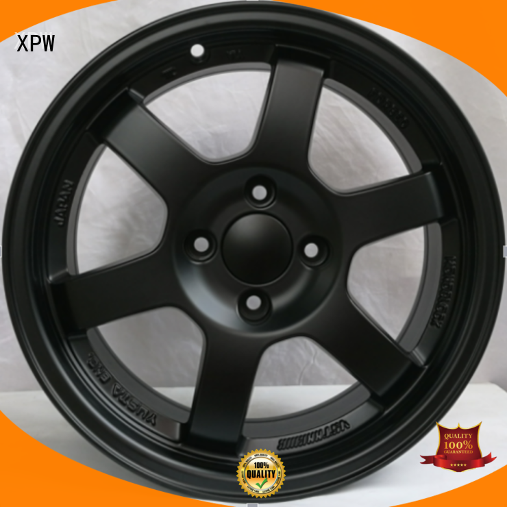 XPW long lasting 15 inch jeep rims wholesale for cars