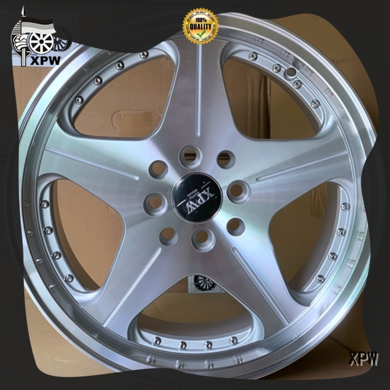 XPW high quality 16 bmw wheels wholesale for cars