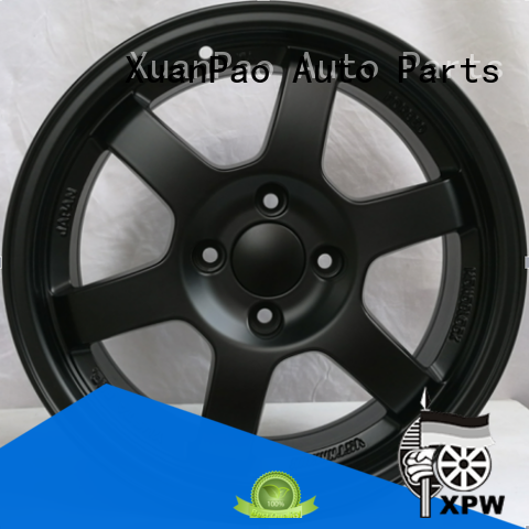 XPW power coating 15 jeep rims customized for cars