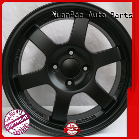 long lasting 15 inch off road wheels power coating wholesale for vehicle