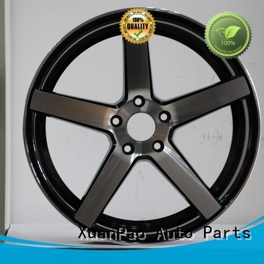 XPW cost-efficient chrome rims for sale wholesale for vehicle