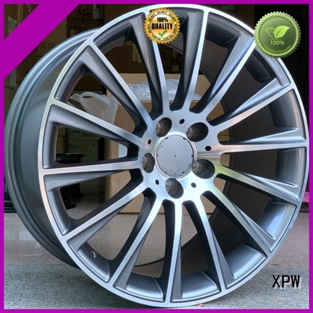 XPW 20 inch spoke rims OEM for car