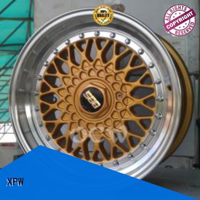 high quality 16 black wheels novel design manufacturing for vehicle