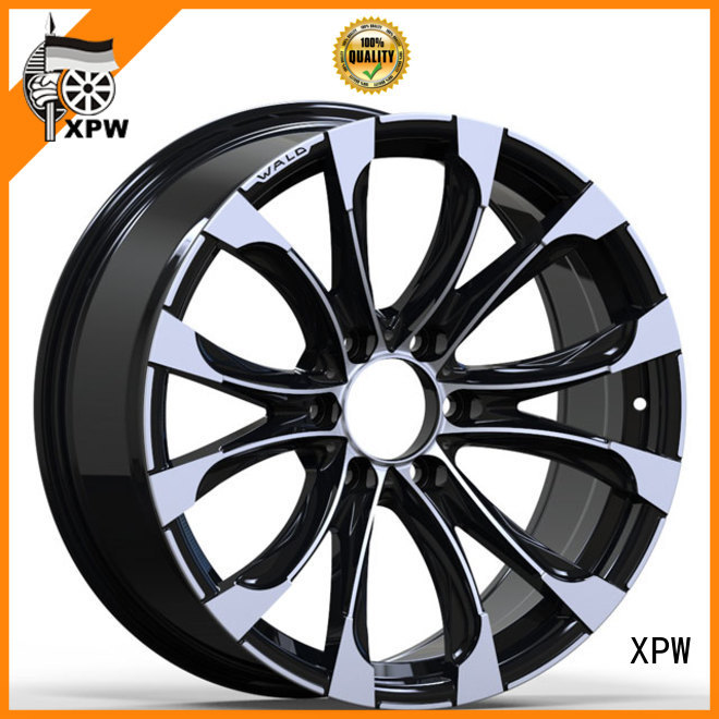 exquisite custom suv wheels alloy manufacturing for vehicle