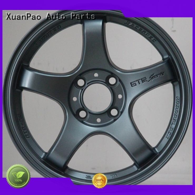 fashion 15 inch alloy rims power coating customized for Honda series