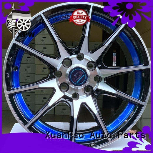 XPW power coating 15 inch alloy wheels customized for vehicle