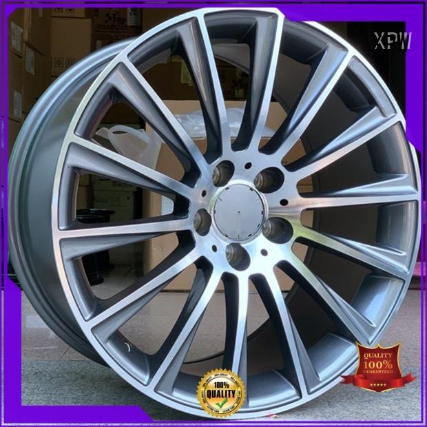 XPW 19 bbs wheels wholesale for Toyota