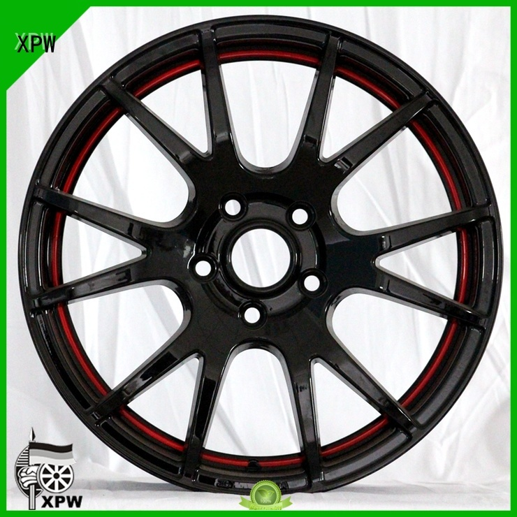 XPW white 15 inch off road wheels manufacturing for Toyota