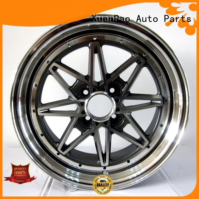 XPW cost-efficient 15 jeep rims manufacturing for cars