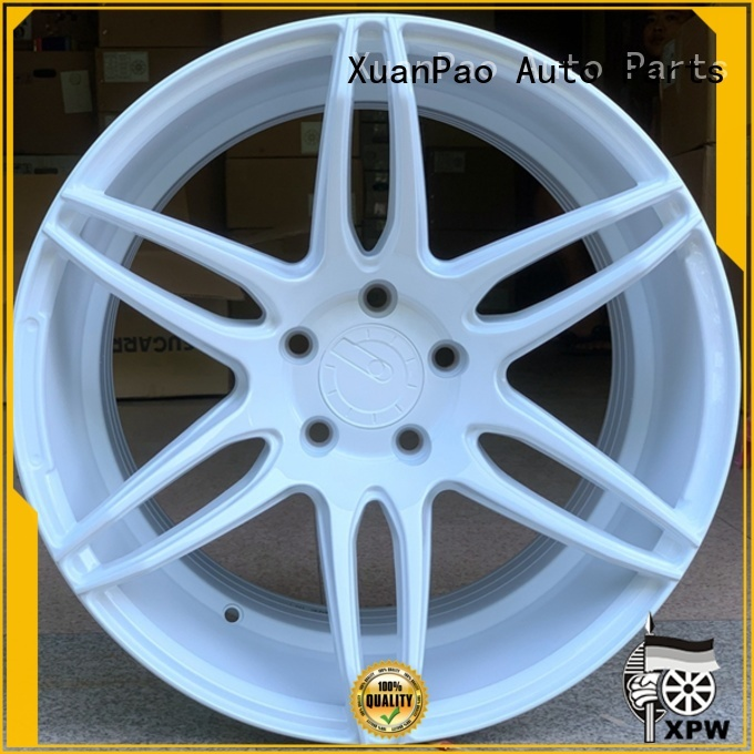 custom 18 inch rims and tire packages auto OEM for Honda series