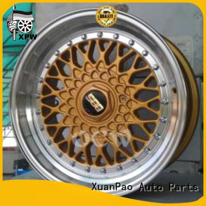 XPW aluminum cheap rim and tire packages wholesale for Toyota