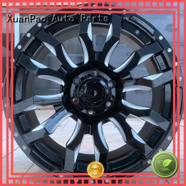 XPW aluminum alloy price OEM for turcks