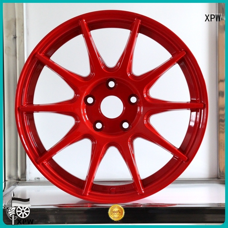 XPW professional 17 wheels wholesale for cars