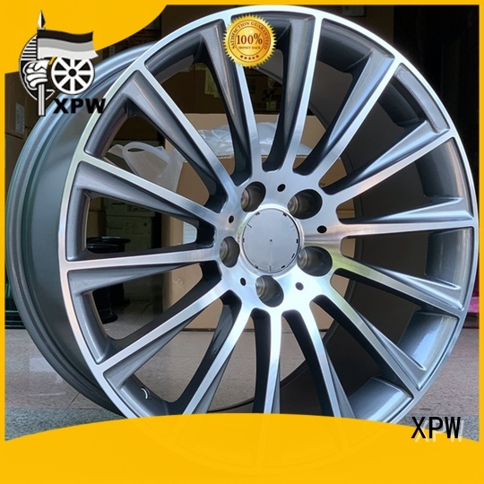 XPW 20inch wheels manufacturing for turcks