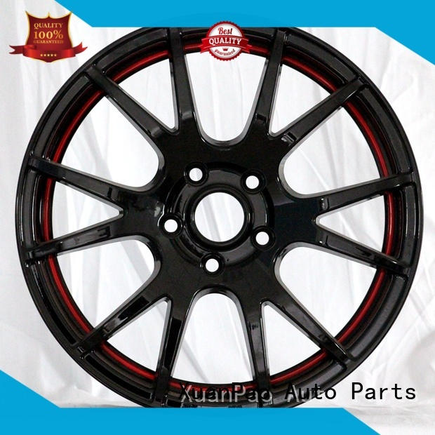 XPW white 15 inch truck wheels design for vehicle