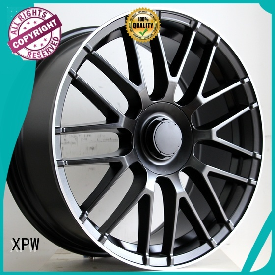 XPW high quality 20inch wheels manufacturing for car