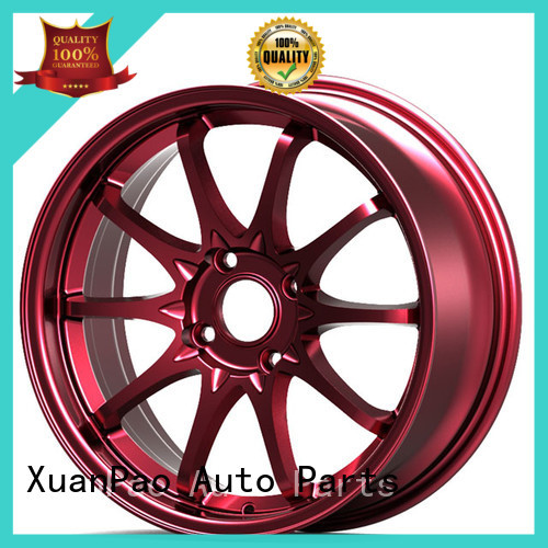 XPW alloy performance wheels manufacturing for Toyota