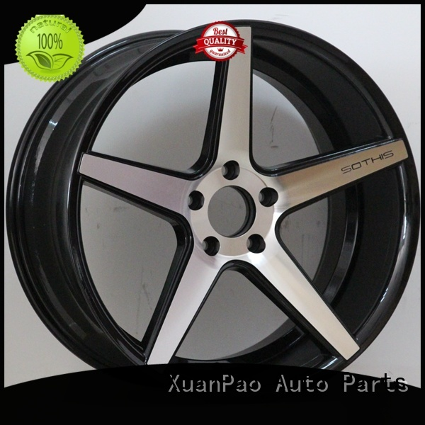 XPW high quality 20 inch rims supplier for vehicle