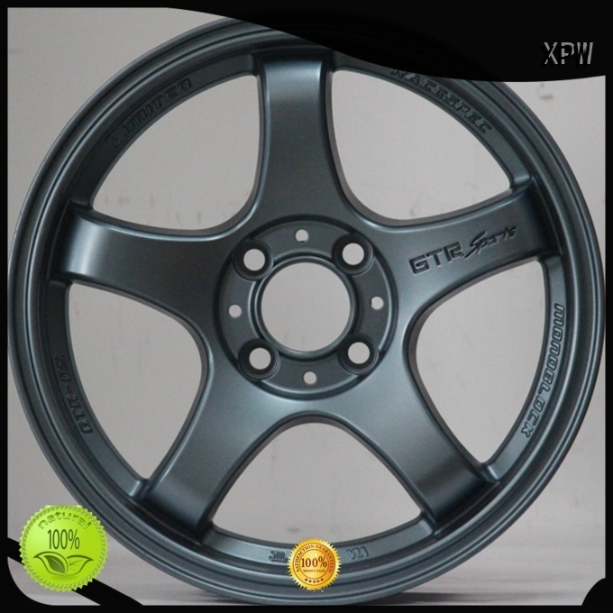 XPW power coating truck wheels and tires manufacturing for cars
