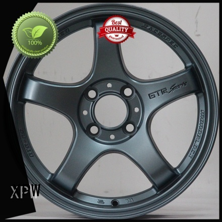 professional 4x4 wheels white wholesale for Toyota