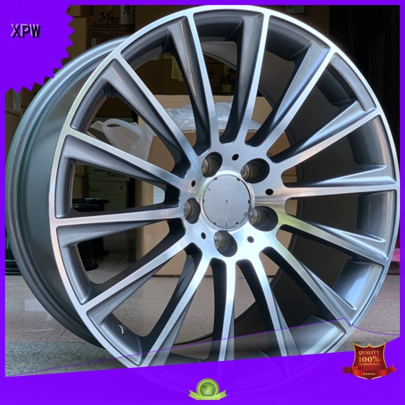 XPW cost-efficient mercedes custom wheels manufacturing for Benz car series