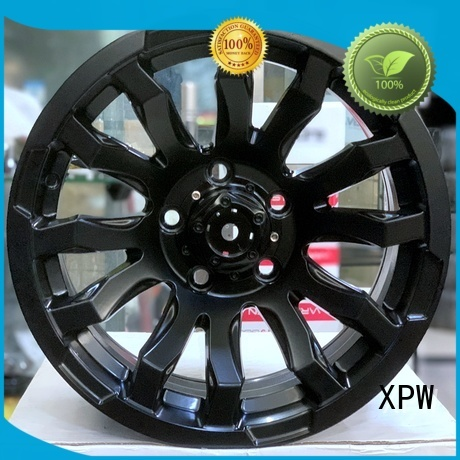 XPW professional 15 inch truck wheels wholesale for Honda series