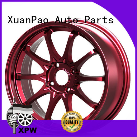 XPW cost-efficient 16 inch rims 4 lug universal design for vehicle