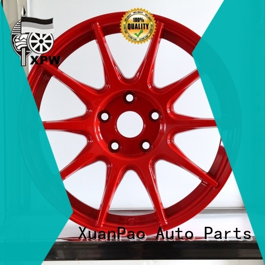 XPW high quality 17 ford rims OEM for vehicle