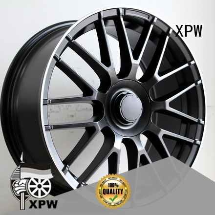 cost-efficient 22 inch mercedes wheels aluminum supplier for cars