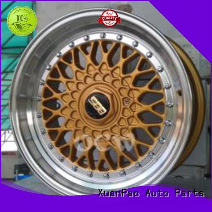 XPW cost-efficient 15x10 aluminum wheels manufacturing for vehicle
