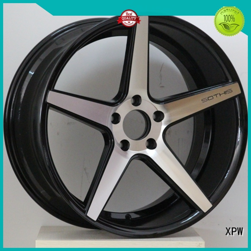 XPW professional 20inch wheels supplier for car