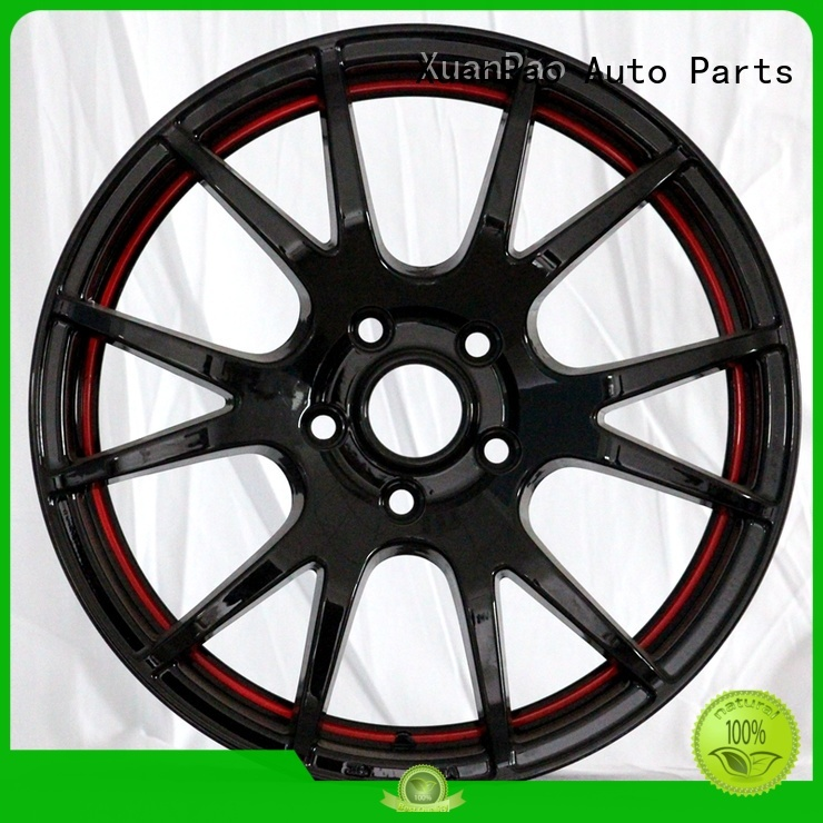 XPW fashion 15 inch aluminum wheels customized for cars