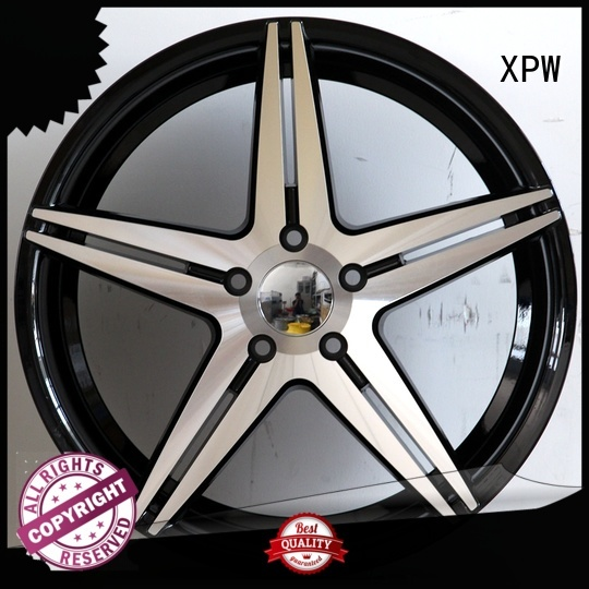 cost-efficient 20inch wheels OEM for car