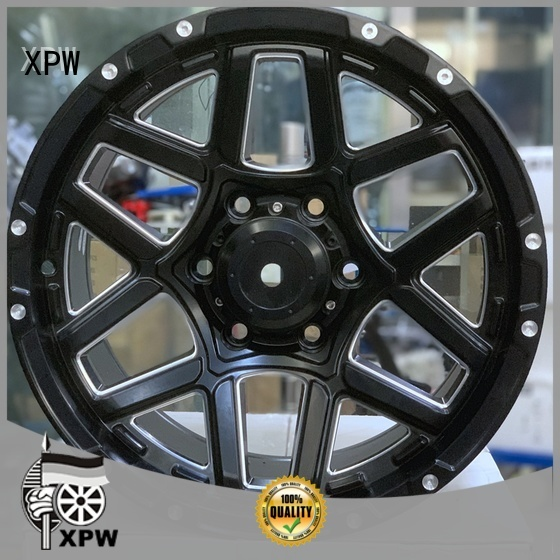 custom wholesale rims aluminum OEM for cars