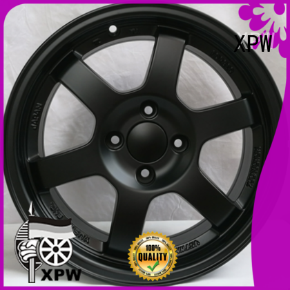 XPW professional chrome wheels manufacturing for vehicle