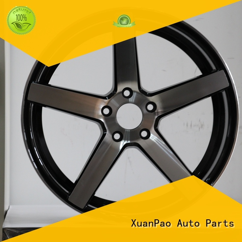 XPW low-pressure casting 16 rims and tires design for Honda