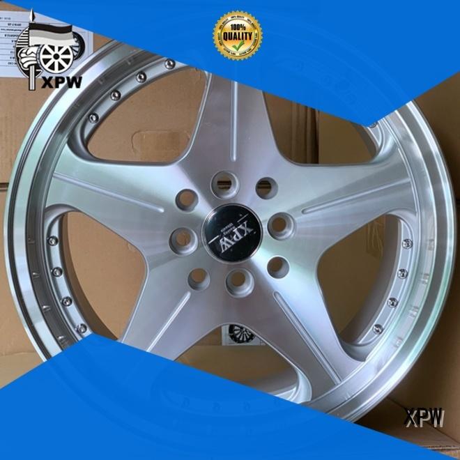 XPW alloy suv custom wheels design for cars