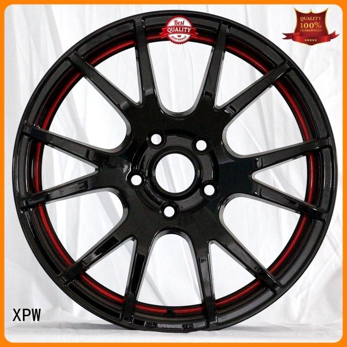 XPW fashion 15 inch alloy rims customized for Toyota