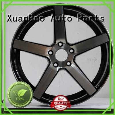 XPW good price 16 chrome wheels design for cars
