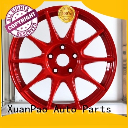 XPW professional 17 inch truck wheels manufacturing for Toyota