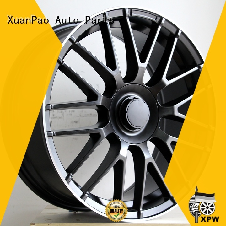 custom 20 inch wheels and tires supplier for vehicle