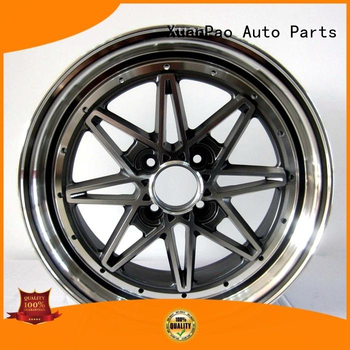 XPW power coating 15 rims customized for vehicle