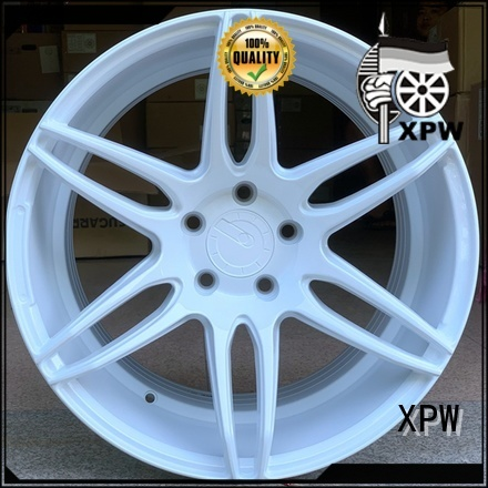 durable bmw 18 inch wheels silver supplier for vehicle