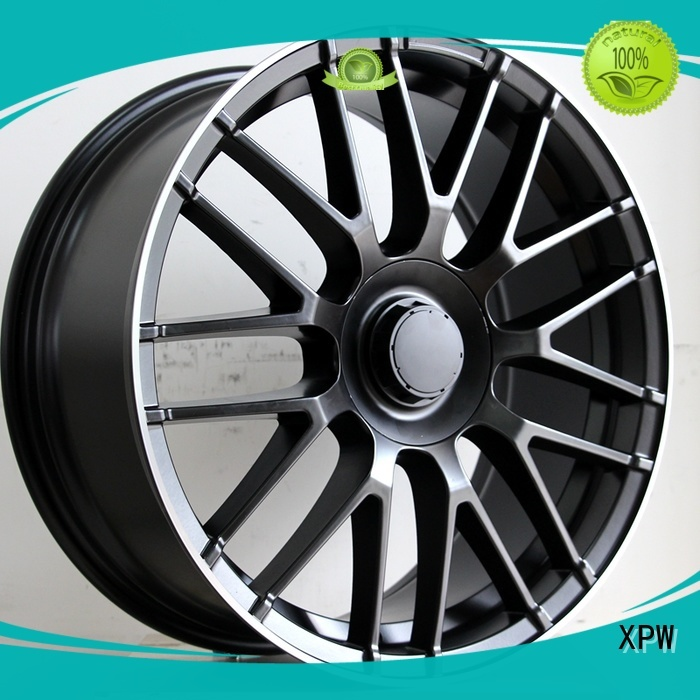 XPW high quality 20 inch chrome rims OEM for vehicle
