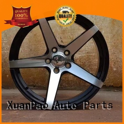XPW custom 18 inch smoothie wheels supplier for cars