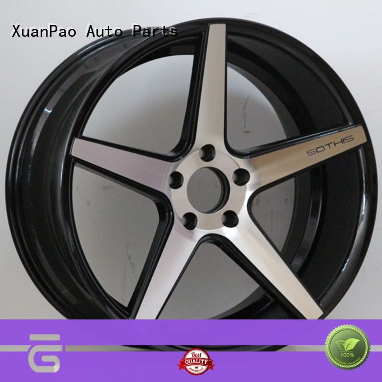 XPW cost-efficient 20inch wheels customized for vehicle