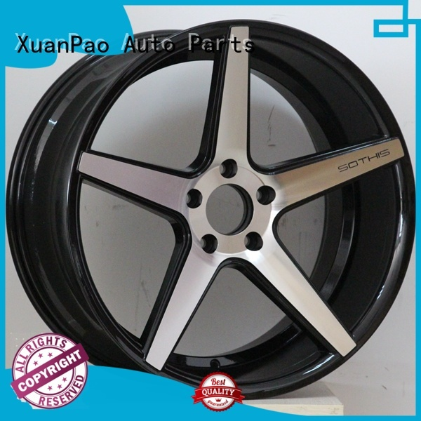 20inch wheels manufacturing for vehicle XPW