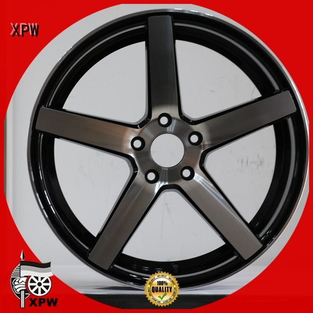 XPW factory supply 17 inch chrome rims OEM for Toyota