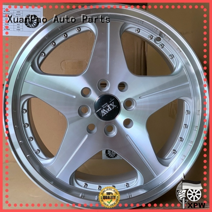 XPW cost-efficient 16 inch chery rims manufacturing for Toyota